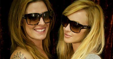 slnečné okuliare pre ženy